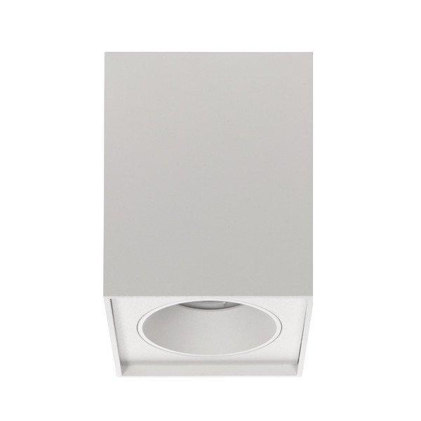 Oprawa sufitowa spot kostka natynkowa FAGLUM szer. 9,5cm biały