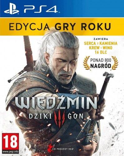 Wiedźmin 3 Dziki Gon GOTY PS4
