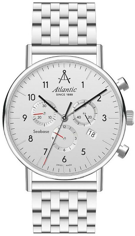 Zegarek ATLANTIC 60457.41.25 Seabase Chrono