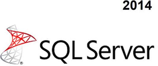 Microsoft SQL Server 2014 Standard + 50 User