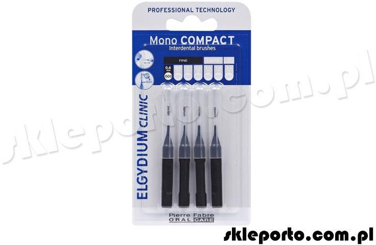 Elgydium Clinic Mono Compact szczoteczka szczoteczka międzyzębowa