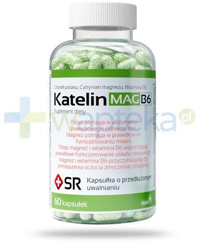 Katelin Mag B6 SR 60 kapsułek