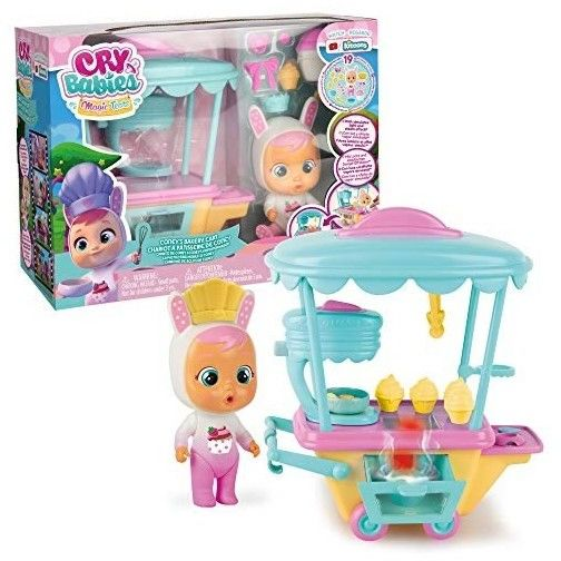 IMC Toys Cry Babies Piekarnia Coney 080867