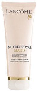 Lancôme Nutrix Royal Mains krem regenerujący i nawilżający do rąk 100 ml