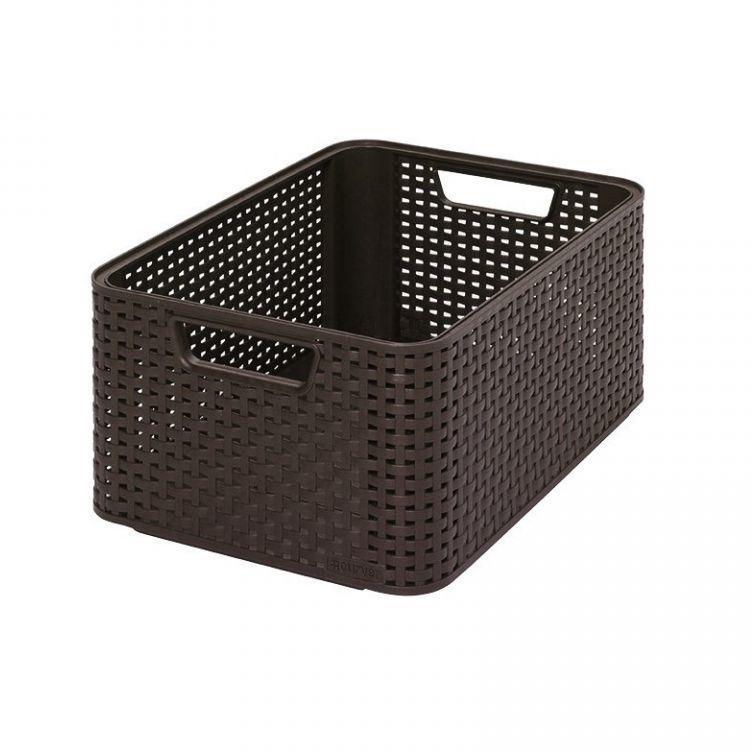 STYL przechowywania BOX - M Brown Curver
