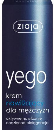 Ziaja Yego Krem nawilżający dla mężczyzn 50ml