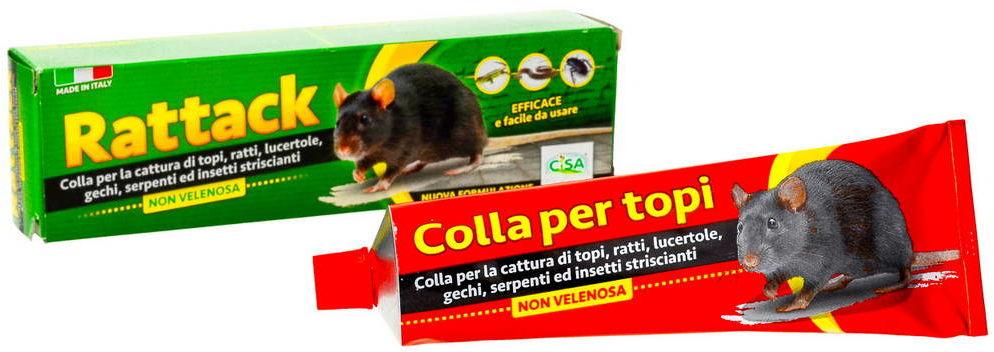 Mocny klej na myszy, szczury Rattack. Pułapka lepowa na mrówki, muchy, komary DIY.