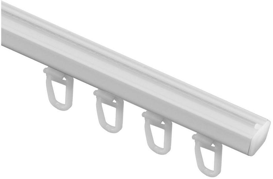 Szyna sufitowa Bergen 210 cm biała aluminiowa Gardinia