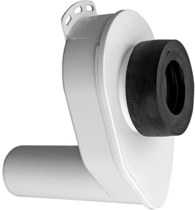 """Syfon pisuarowy podtynkowy poziomy 2""""x50mm [30]"""