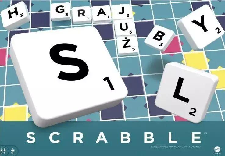 Scrabble Original - Mattel