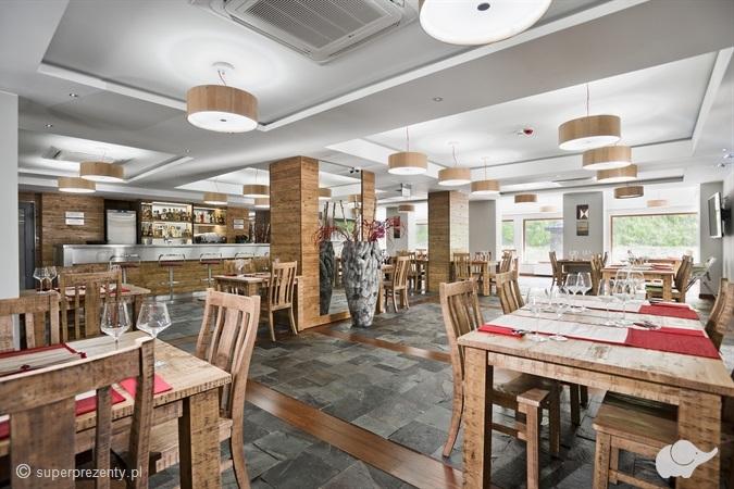 Romantyczna kolacja w Restauracji Delicja