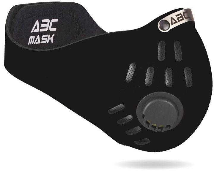 QUALITY - maska antysmogowa dla dzieci : kolor - czarny, rozmiar - S