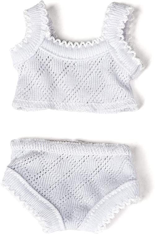 Miniland Miniland31696 zestaw koszulka i majtki, wielokolorowe