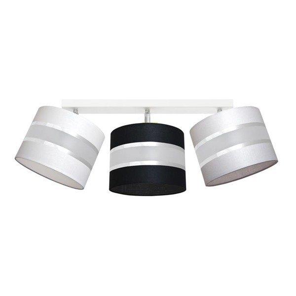 Lampa sufitowa z abażurem ADELLA III szer. 64cm [abażur do wyboru]