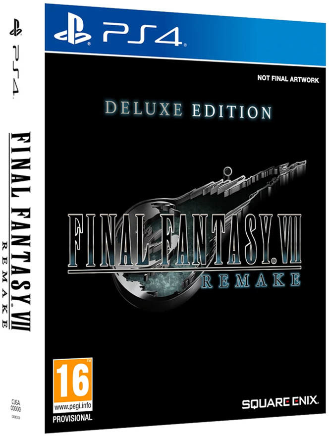 Final Fantasy VII Remake / W-wa / 533 111 700