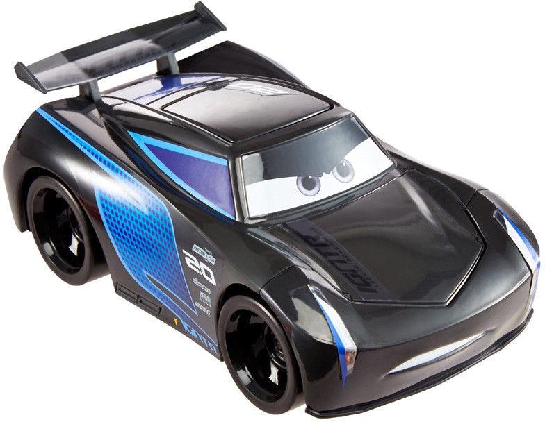 Mattel Cars Track Talkers - Jackson Storm z dźwiękiem GXT30
