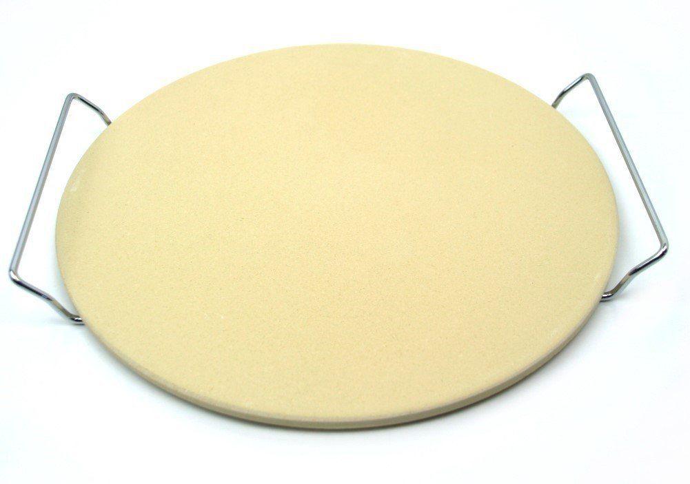 Küchenprofi kamień do pizzy, kamień, brązowy, Ø 30, 5 cm