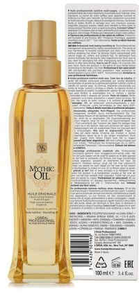 L OREAL MYTHIC OIL 100 ml