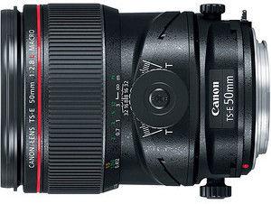 Canon TS-E 50mm f/2.8L Macro Tilt-Shift Czarny