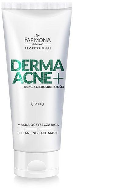 DERMAACNE+ Maska oczyszczająca 200ml