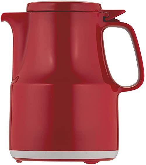 Helios Termoboy termos z tworzywa sztucznego, czerwony, 0,3 litra
