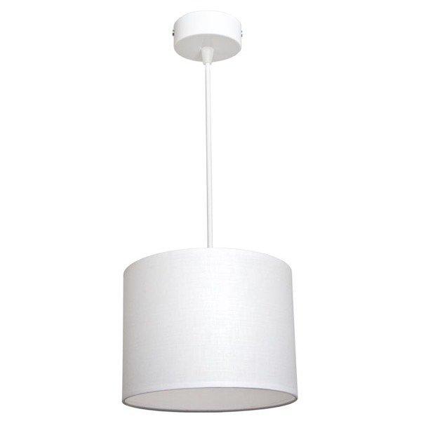 Lampa wisząca z abażurem ADELLA śr. 20cm [abażur do wyboru]