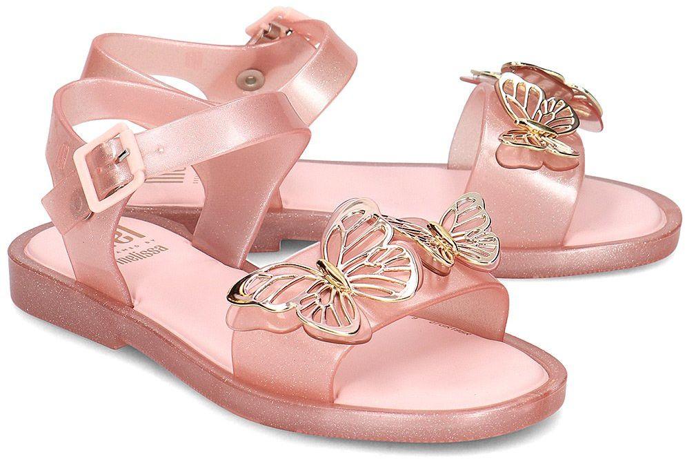 Melissa Mar Sandal Fly - Sandały Dziecięce - 32747 50927 - Różowy