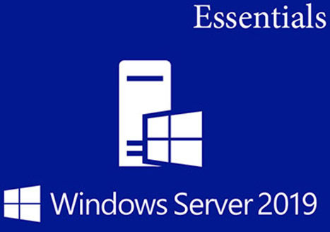 Microsoft Windows Server 2019 Essentials 64Bit 2CPU PL