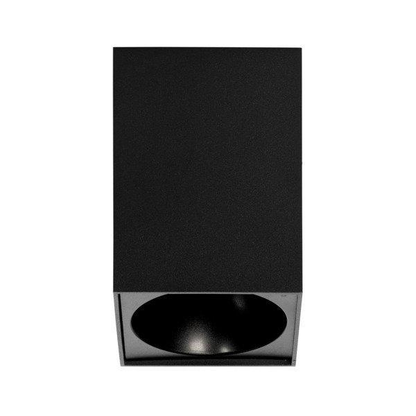 Oprawa sufitowa spot kostka natynkowa OLSON S szer. 9,5cm czarny [różne wersje kolorystyczne]
