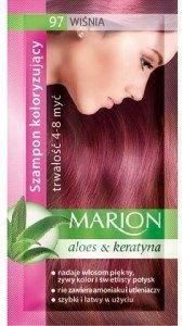 Marion Szampon koloryzujący 4-8 myć 97 Wiśnia 40ml