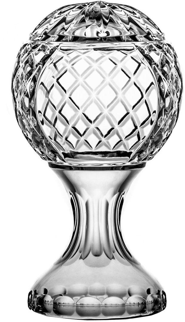 Puchar kryształowy piłka pod grawer 06604