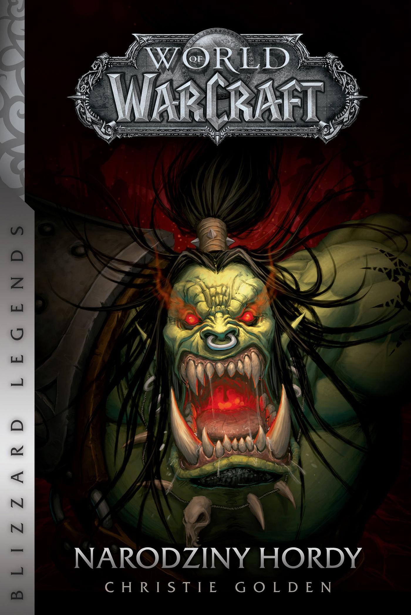World of Warcraft: Narodziny hordy - Christie Golden - ebook