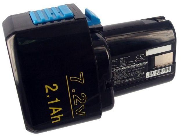 Hitachi EB712S 2100mAh 15.12Wh Ni-MH 7.2V (Cameron Sino)