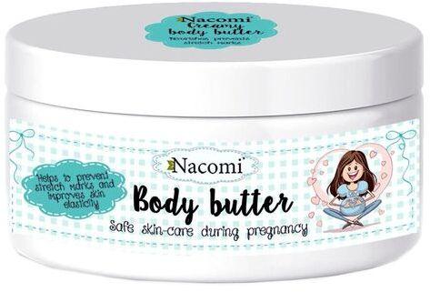 Kremowe masło dla kobiet w ciąży Nacomi - 100 g