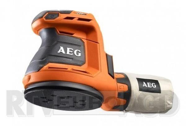 Szlifierka mimośrodowa AEG PowerTools BEX18-125-0