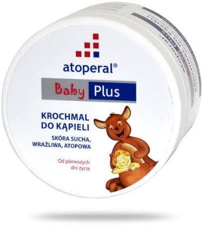 Atoperal Baby Plus krochmal do kąpieli 250 g