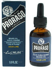Proraso Azur & Lime odżywiający olejek do brody 30 ml