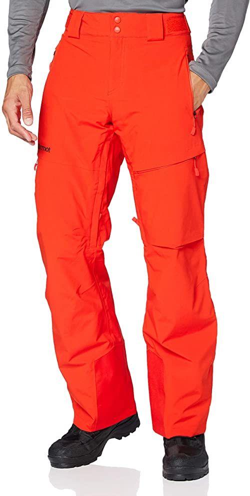 Marmot Męskie spodnie typu cargo, izolowane spodnie, Victory Red, S