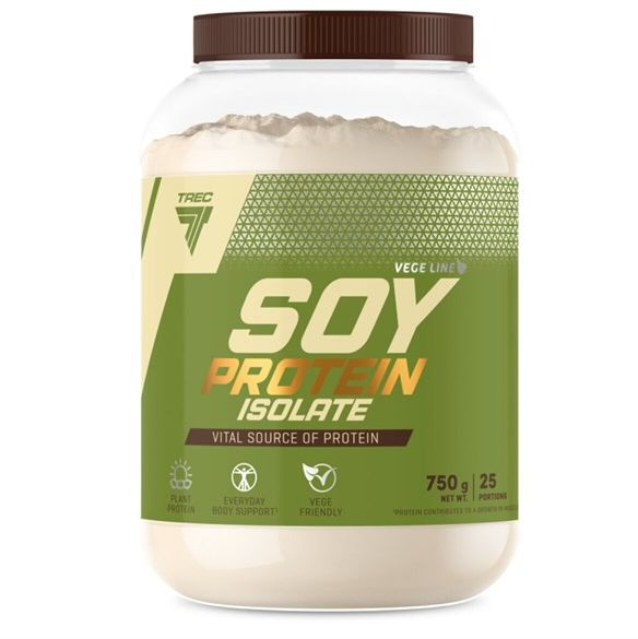 Soy Protein Isolate 750g