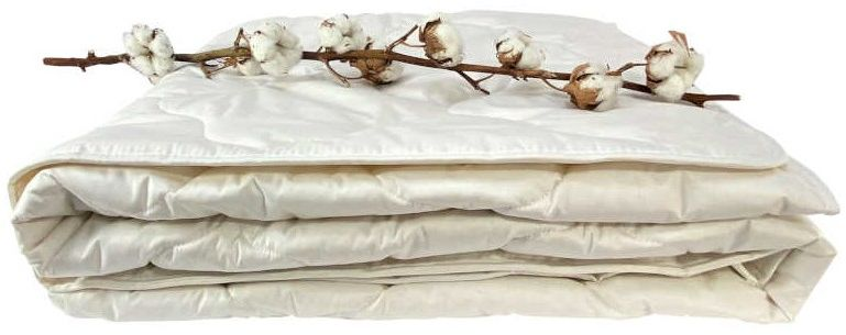 Kołdra bawełniana 100% BIO Ecotton 160x200 całoroczna
