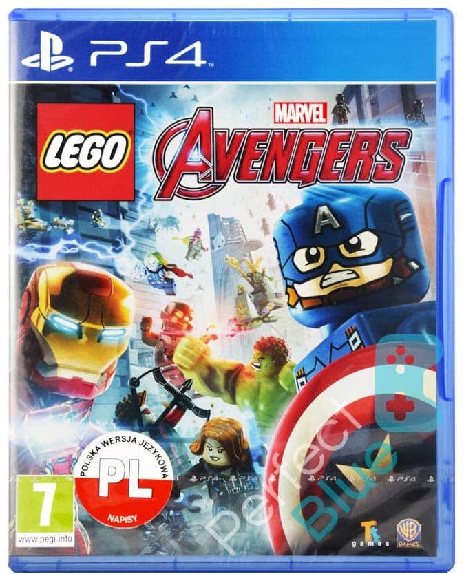 Lego Marvel''s Avengers / Arcade Stick / Warszawa / 533 111 700