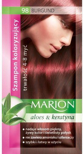Marion Szampon koloryzujący 4-8 myć 98 Burgund 40ml