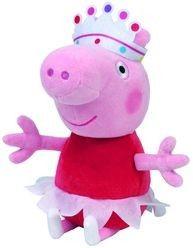 TY Świnka Peppa maskotka Peppa Balerina 15cm