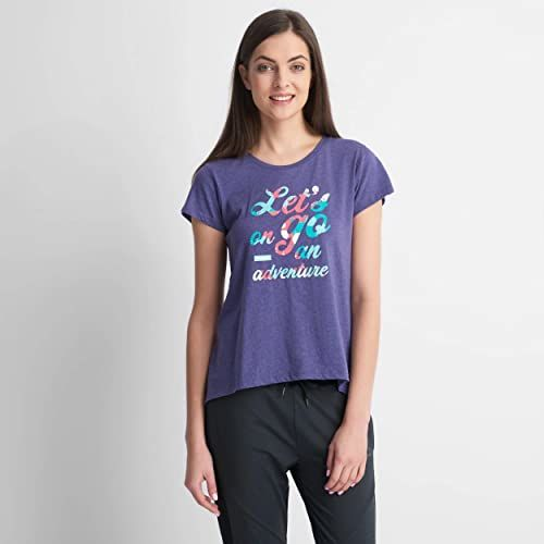 ELBRUS EMAS WO''S T-shirt, Navy Blue, S