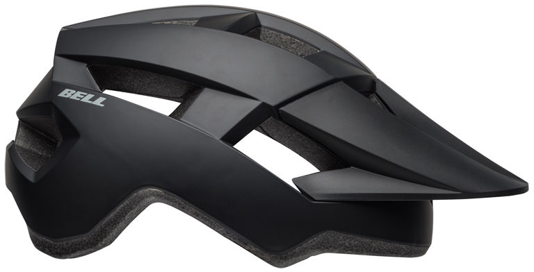 Kask rowerowy mtb BELL SPARK matte black Rozmiar: 58-63,sparkblack