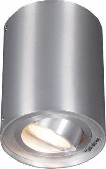 Rondoo lampa sufitowa 1-punktowa kierunkowa srebrna 44805