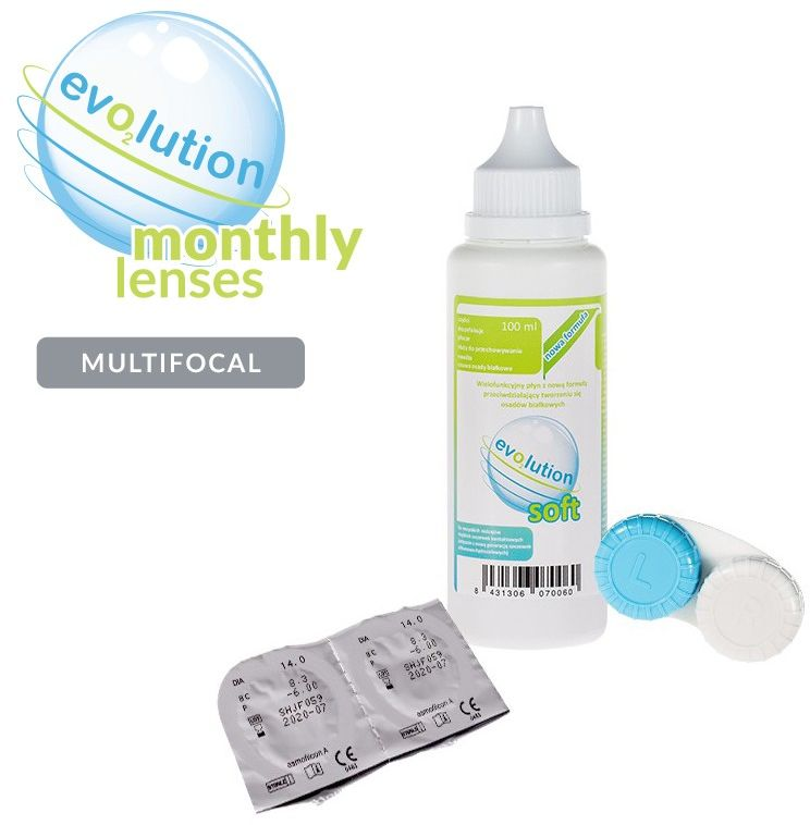 Zestaw startowy evO2lution multifocal