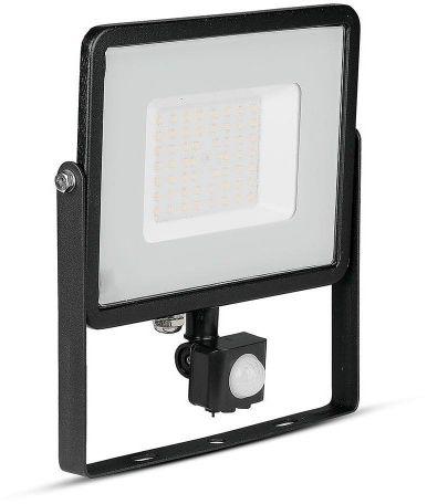 Naświetlacz LED z czujnikiem 50W 4000K V-TAC SAMSUNG VT-50-S