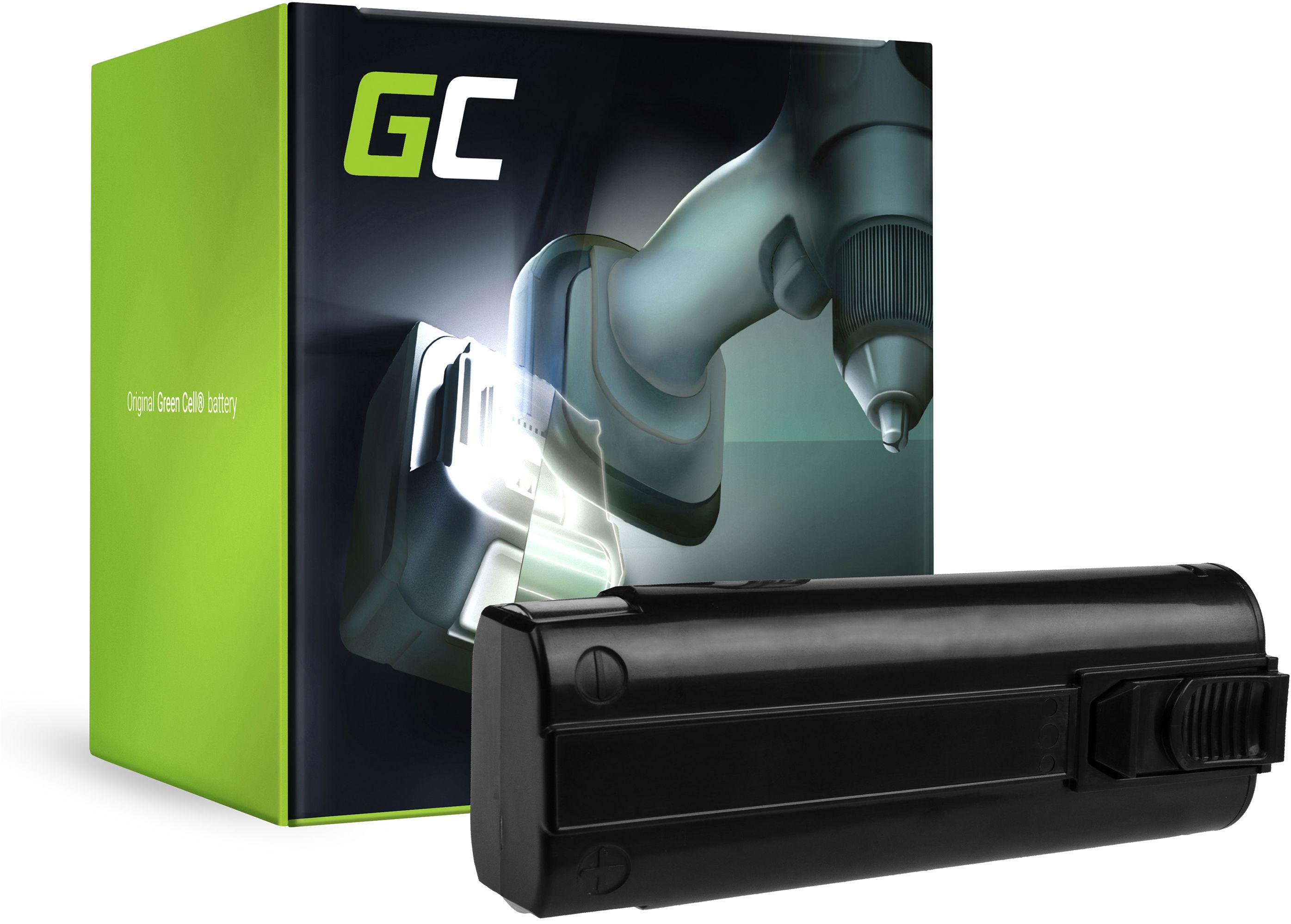 Bateria Green Cell (2.1Ah 6V) 404400 404717 do Paslode IMCT IM50 IM65 IM200 IM250 IM300 IM325 IM350 IM350A IM350CT