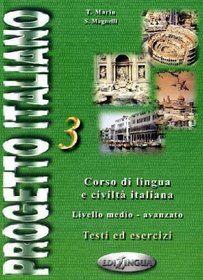 Progetto Italiano 3-podręcznik